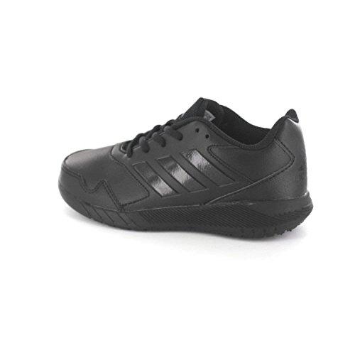 adidas AltaRun K - Zapatillas de deportepara niños, Negro - (NEGBAS/NEGBAS/GRPUDG), -28