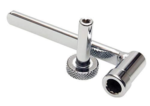 Motion Pro Tappet Adjuster Set - 3mm Square with 10mm Socket Wrench 08-0584