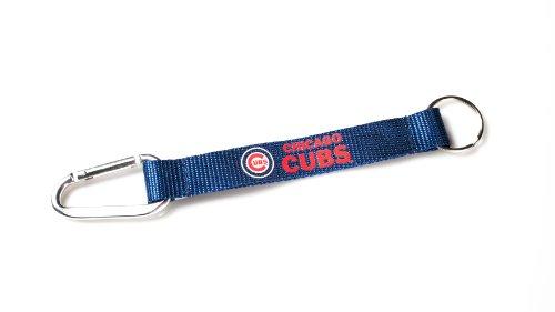- MLB Chicago Cubs Carabiner Lanyard Keychain