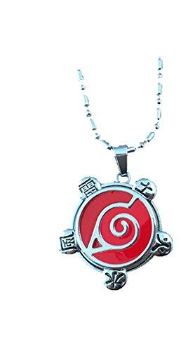Anime Naruto Red Logo 18