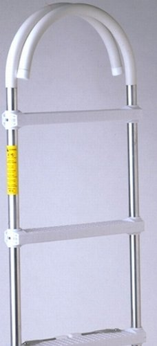 Garelick/Eez-In 05031:01 Gunwale Hook Ladder - 3-Step with 11