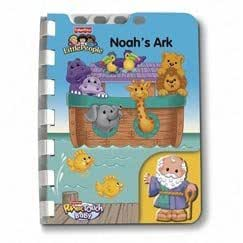 Amazon.com: PowerTouch Baby: Noah's Ark Power Touch by