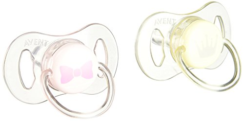philips-avent-newborn-pacifier-2-piece-pink-yellow-0-2-months