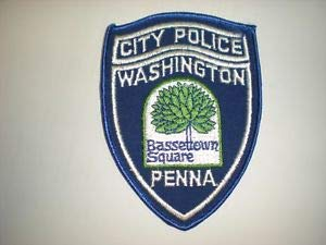 (Washington Township, Pennsylvania Police Department Patch by HighQ)