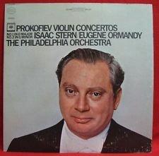 Prokofiev: Violin Concertos- No. 1 in D Major, No. 2 in G - Malls Outlet Philadelphia