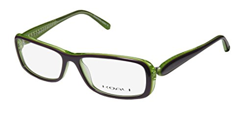 koali-7182k-womens-ladies-ophthalmic-demo-lens-designer-full-rim-eyeglasses-spectacles-54-15-130-pur