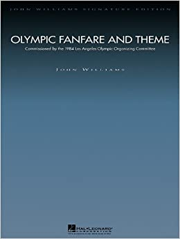 John Williams: Olympic Fanfare And Theme - Deluxe Score. For アンサンブル