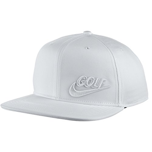 NIKE HAT メンズ US サイズ: OSFM-Adjustable Metal Clip Back カラー: ホワイト