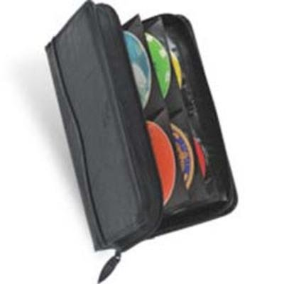 Case Logic 92 Capacity CD Wallet KSW-92 (Capacity Koskin Cd Dvd)