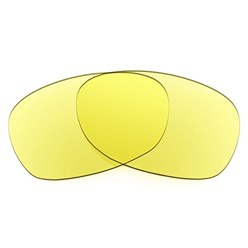 Revant Replacement Lenses for Ray Ban New Wayfarer 52mm RB2132 Tracer - Wayfarer Yellow Bans Ray