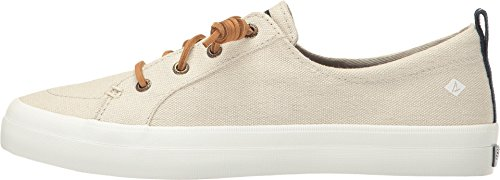 Pictures of Sperry Top-Sider Women's CREST VIBE LINEN Shoe, oat, 9 M US 3
