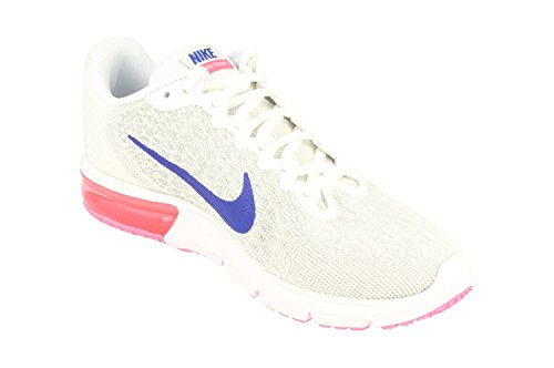 Air Laser WMNS Turnschuhe Pink Damen 2 Nike 146 Sequent Concord White Max 6pHxqzEw
