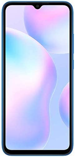 "Xiaomi Redmi 9A 32GB, 2GB RAM, 6.53"" HD 13 MP Rear Camera, LTE Factory Unlocked Smartphone - International Version (Sky Blue) WeeklyReviewer"