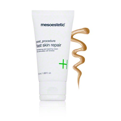 Post _ PROCEDURE Fast Skin Repair Mesoestetic