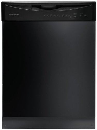 Frigidaire FFBD2411NB 24'' Black Full Console Dishwasher - Energy Star by Frigidaire