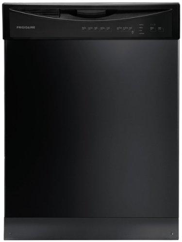 """Frigidaire 24"""" Built-In 5 Wash Level Dishwasher - Black- Dishwasher"""