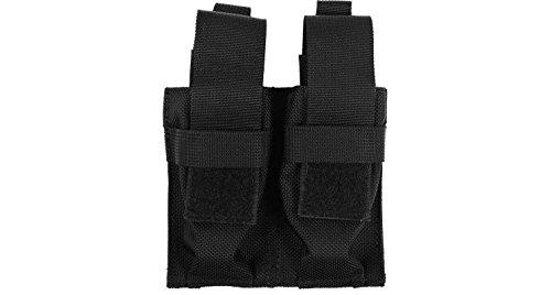 Blackhawk Pistol Belt (BLACKHAWK! BTS Double Pistol Mag Pouch, Black)