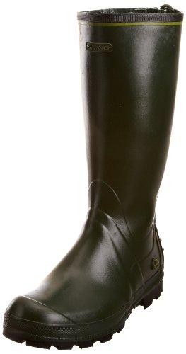 Viking Men's New Lord Wellington Boots Green