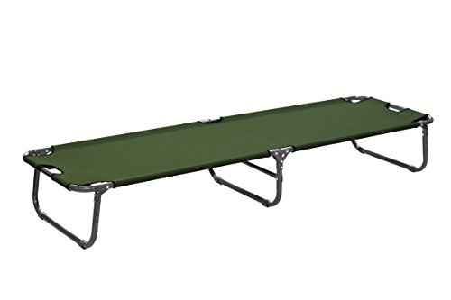 Stansport Folding Cot, 22 x 10-Inch