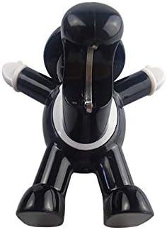 Splendid 3PCS Caballero Negro Abridor Botella, Abrebotellas Negro, Abrebotellas de Vino Caballero Negro, para Bares, Hogares, Restaurantes, Accesorios Sacacorchos para Bebidas de Vino(Negro)