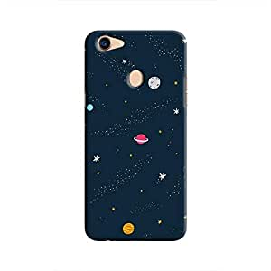 Cover It Up - Solar system Print F5 Hard case