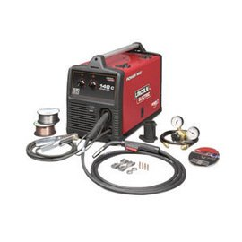 Lincoln Electric Co Welder Power Mig 140C 120/1/60 Mig/Flux-Cored Cv Dc