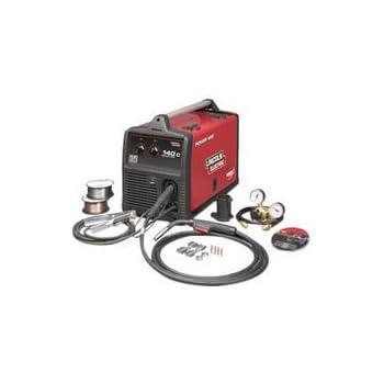 Lincoln Electric Co Welder Power Mig 140C 120/1/60 Mig/Flux-Cored Cv Dc