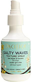 product image for Pacifica Salty Waves Texture Spray - 100% Vegan - Sulfate Free - 4 oz