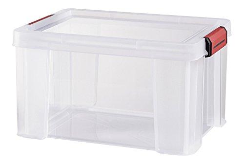 Extrem Sundis Clip'N'Store Aufbewahrungsbox mit Deckel, Kunststoff UV86