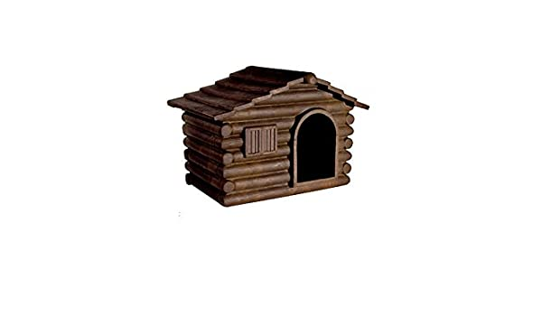 Telcom - Casa Cucha para perros - Fabricada en resina - Medida mini: Amazon.es: Hogar