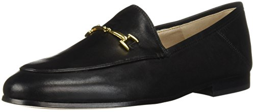 Sam Edelman Women's Loraine Loafer, black, 7.5 Medium US