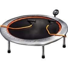 Gold's Gym: 36'' Circuit Trainer Mini Trampoline by Golds Gym by Golds Gym