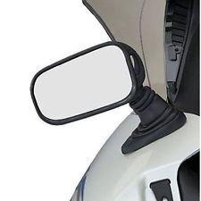 Polaris New OEM Snowmobile Hood Dual Pivot Mirror Kit 2878634 (Snowmobile Hood)