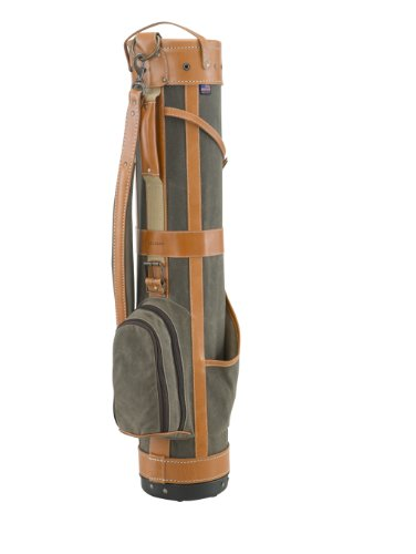 BELDING American Collection Pencil Golf Bag, 7-Inch, Sage by BELDING (Image #1)
