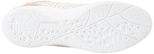 Kym Quartz Lumberjack Donna White Sneaker Bianco pnPdUw