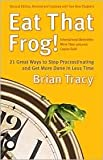 img - for Eat That Frog! 2nd (second) edition Text Only book / textbook / text book