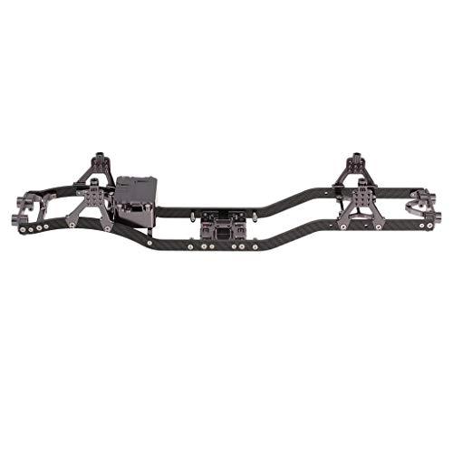 al Chassis Frame Girder Rock Crawler Car Frame for 1/10 Axia ()