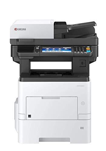 Kyocera Klimaschutz-System Ecosys M3860idn 4-in-1 Schwarz-Weiß Multifunktionssystem: Drucker, Kopierer, Scanner…