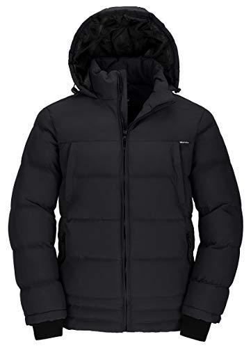 Wantdo Men's Puffer Coat