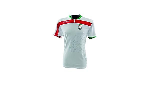 36643a31d 2014-15 Iran Home World Cup Football Shirt