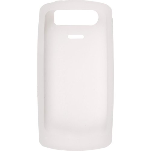 BlackBerry Skin Case for BlackBerry 8100, 8110, 8120, 8130 Pearl (Lily White) [Non-Retail Packaging]