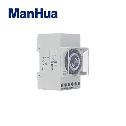 Manhua New Product 15 Minutes Mechanical Wash Timer Switch 16a for Washing Machine
