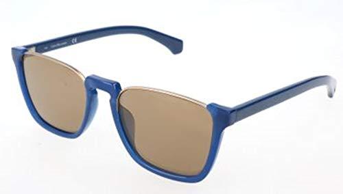 6fa86a049 Óculos de Sol Calvin Klein Jeans Ckj795s 405/52 Azul: Amazon.com.br ...