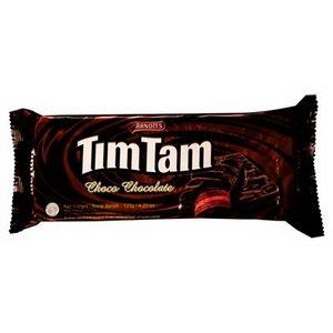 Arnotts Tim Tam Choco Chocolate 120g.
