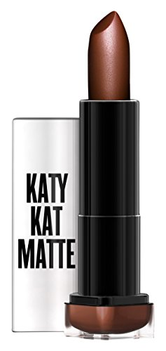 COVERGIRL Katy Kat Matte Lipstick, Tame Tiger, 0.12 Ounce (packaging may (Creamy Lipstick)