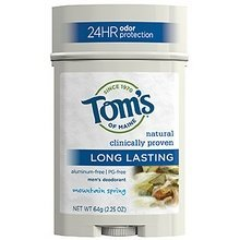 Toms Of Maine Deod Stk Wide Mtn Sprng
