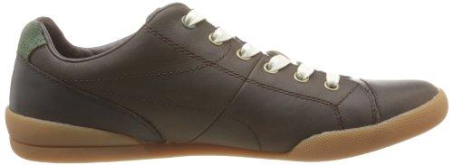 Brown Sneaker Brown Timberland Capox Oiled Dk Br Dark Ekspltcp Uomo SSTqYP8