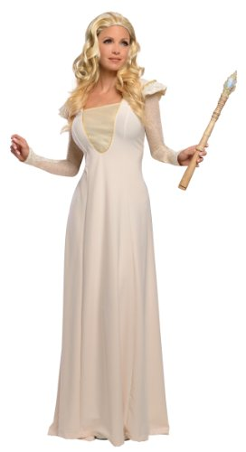 [Rubie's Costume Disney's Oz The Great and Powerful Glinda Wig, Blonde, One Size] (Glinda Wig)