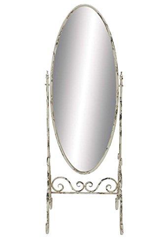 """Deco 79 18108 Metal Floor Mirror 23"""" W, 69"""" H"""