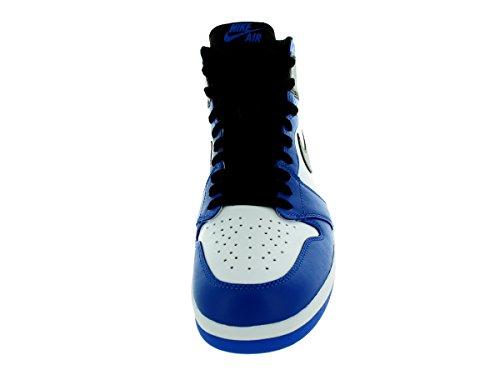Chaussures High The Nike Explosion Blanc Bleu Return Jordan Noir 1 Homme Sport Air Noir de Taille Blanc IIqtY